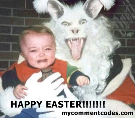 MySpace Funny Easter Comment: 5