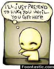 MySpace Hugs Comment: 4