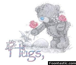 MySpace Hugs Comment: 9