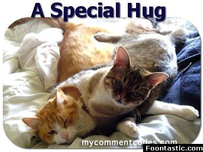 MySpace Hugs Comment: 2