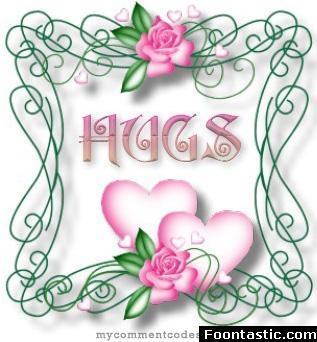 MySpace Hugs Comment: 6